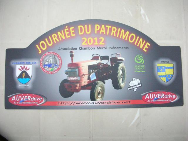 2012 tracteur